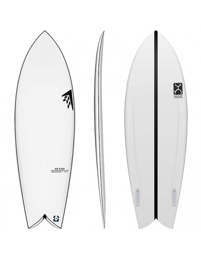 Firewire Surfboards Go Fish Rob Machado