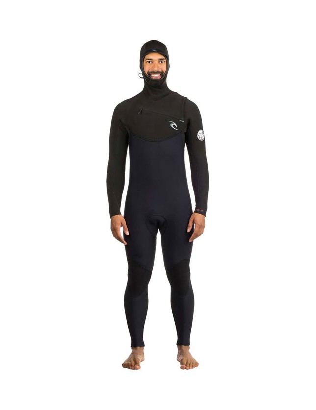 Rip Curl Wetsuits Dawn Patrol 5/3 Hooded