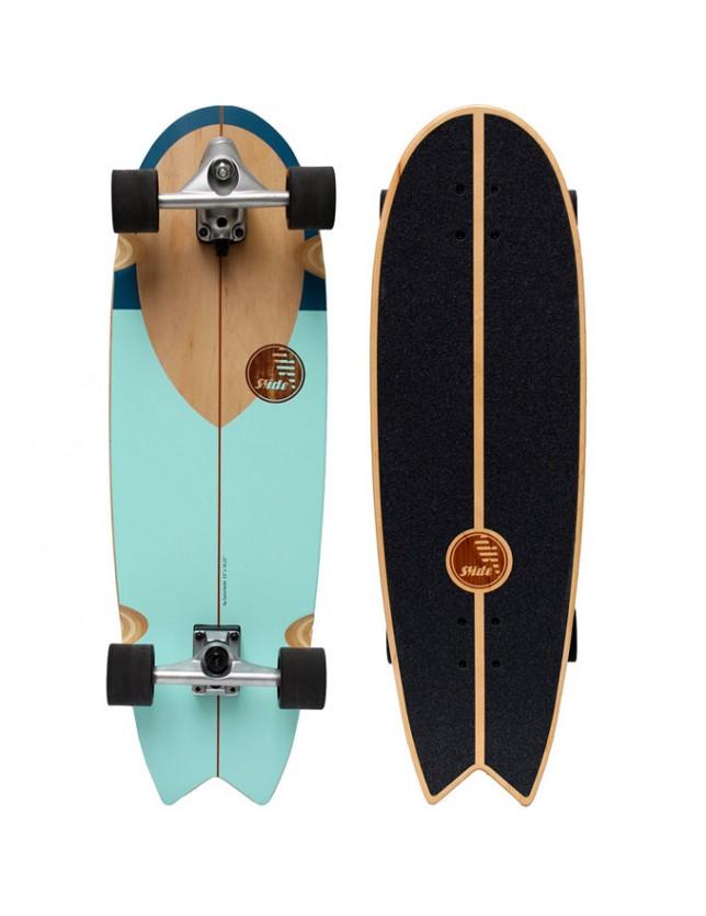 """Slide Surfskate swallow 33"""" Noserider"""