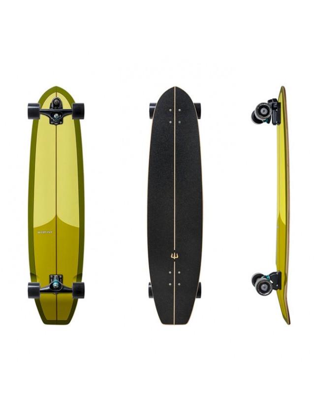 Carver Surfskate Hot Dogger Truck C7