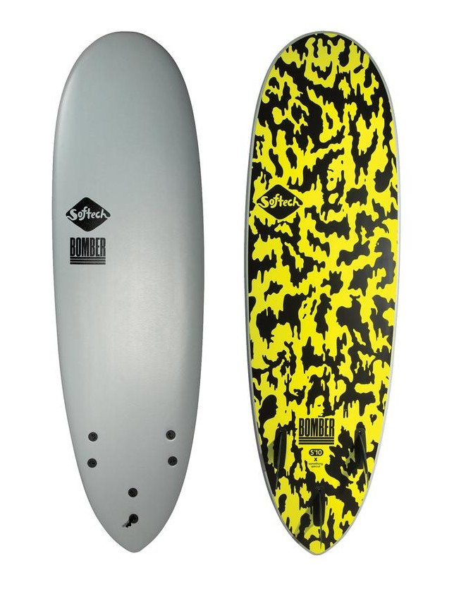 Softech Bomber 5'10