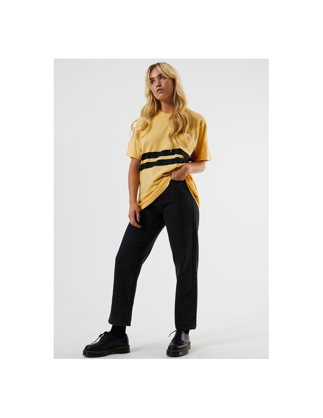 Afends Boyfriend Fit Tee Mellow