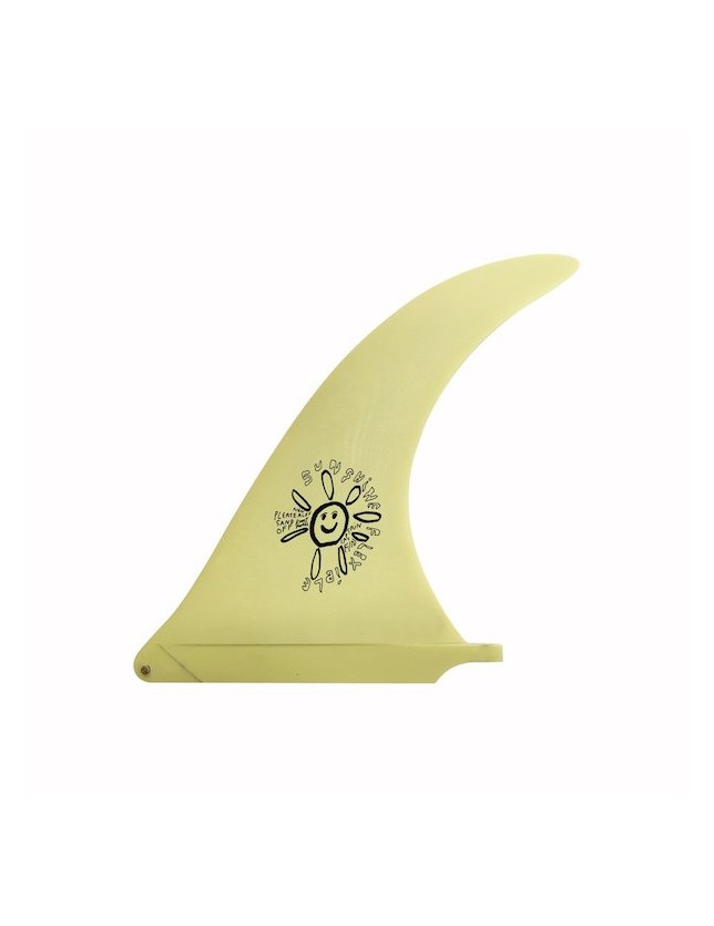 "Captain Fin ALEX KNOST SUNSHINE 10"" YELLOW"