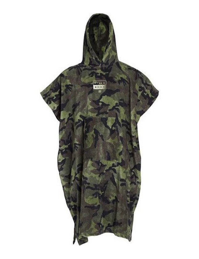 Billabong Poncho Camo Boys