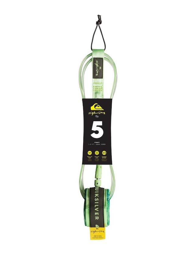 Quiksilver Leash HighLine 5'0 Verde