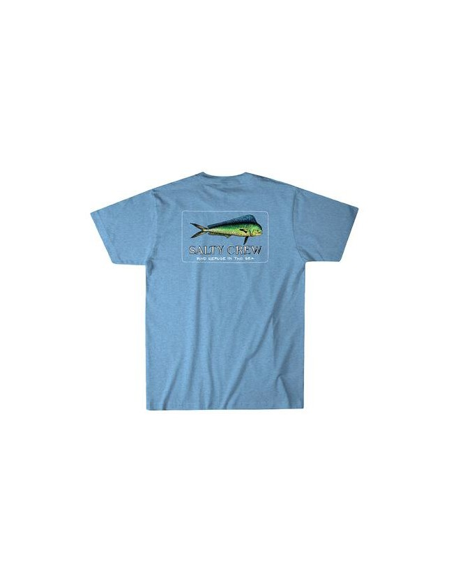 Salty Crew T-shirt El Dorado Light Blue