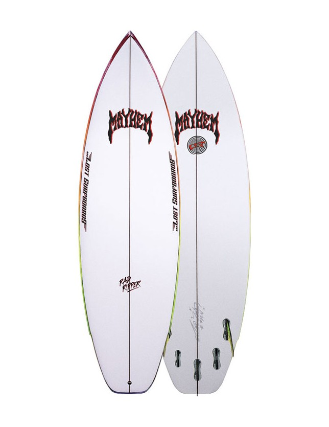 Lost Surfboards Rad Ripper 5'6