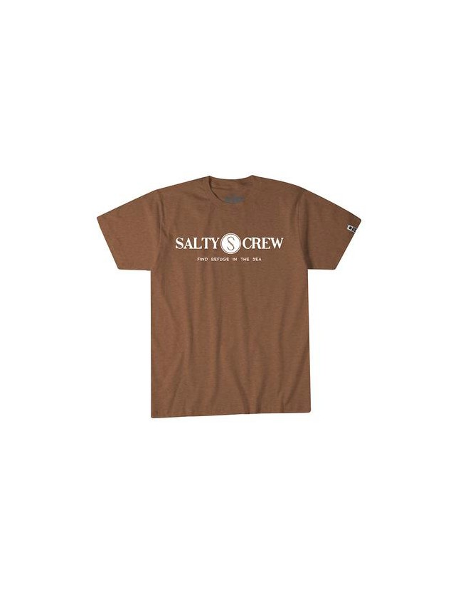Salty Crew T-shirt Railed Heather