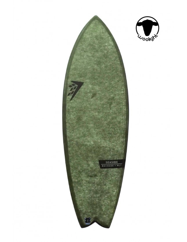 Firewire Sea Side 5'7 Woolight Limited Edition