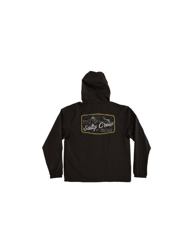 Salty Crew Frenzy Windbreaker