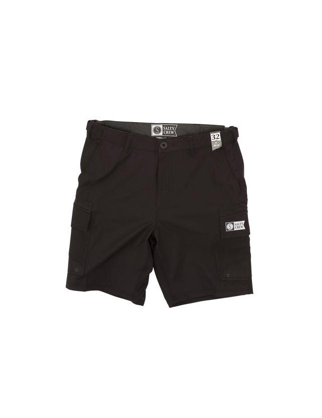 Salty Crew Pantaloncino Modern Recon Black