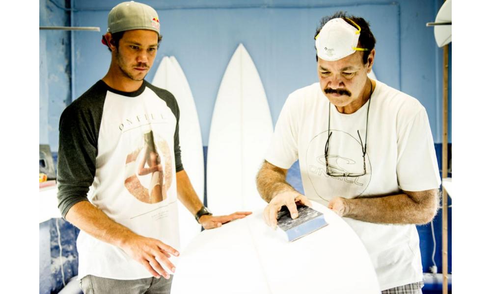 Esclusiva per l'ltalia  di G-star Surfboards Solo Al Vag Surf Shop