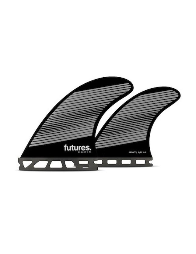 Futures Fins Quad legacy F6