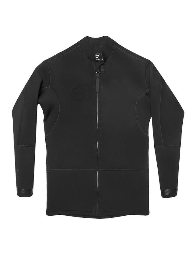 Vissla Corpetto 2mm Front Zip Jacket