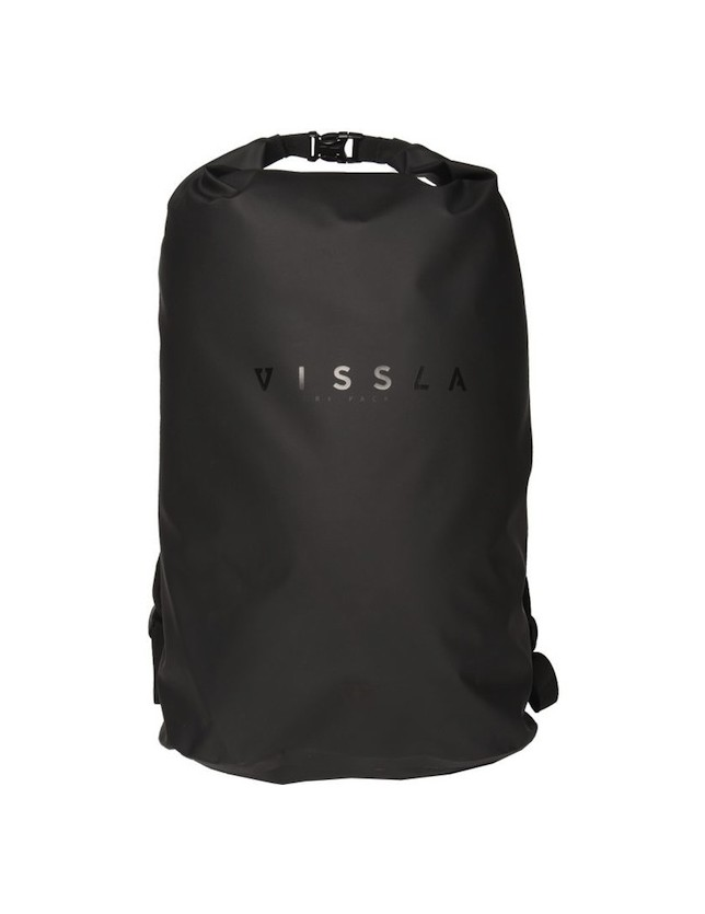 Vissla 7 Seas XL 35L Dry Backpack Black