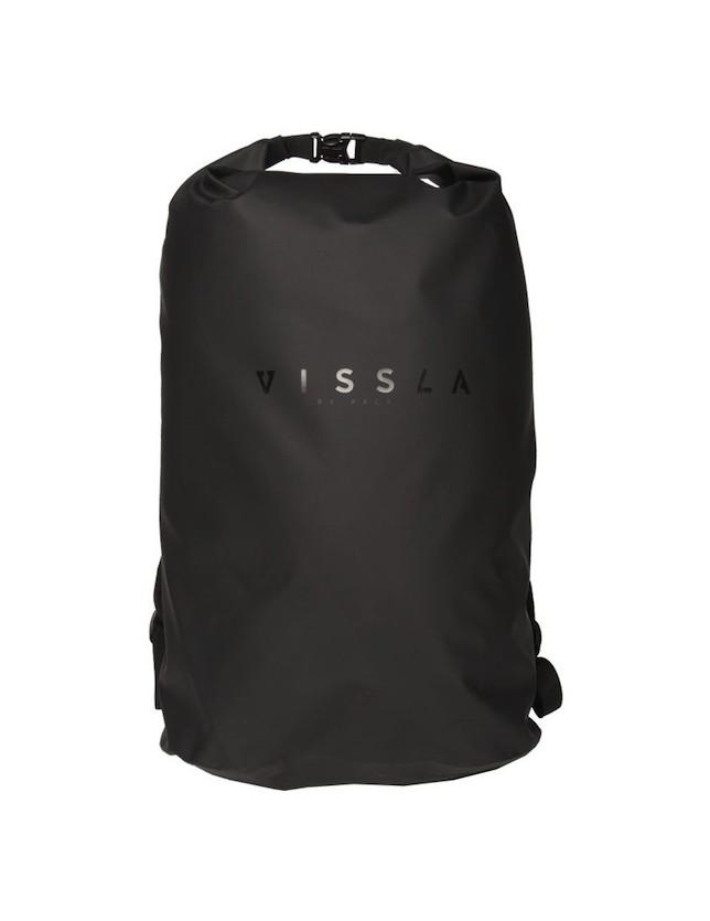 Vissla 7 Seas XL 35L Dry Backpack Black