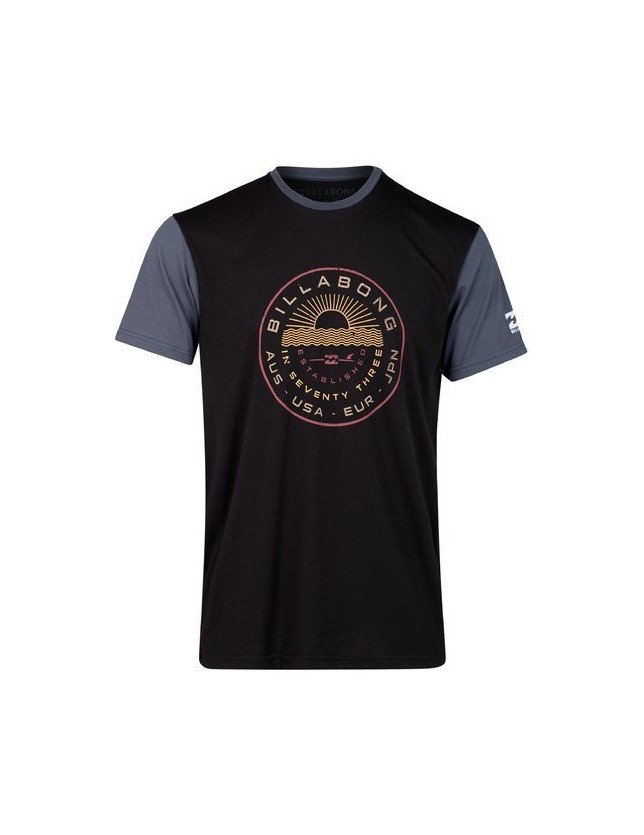 Billabong T-shirt Trademark Black