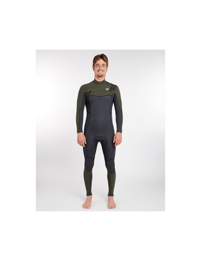 Billabong Wetsuits  3/2 Furnace GBS Chest Zip