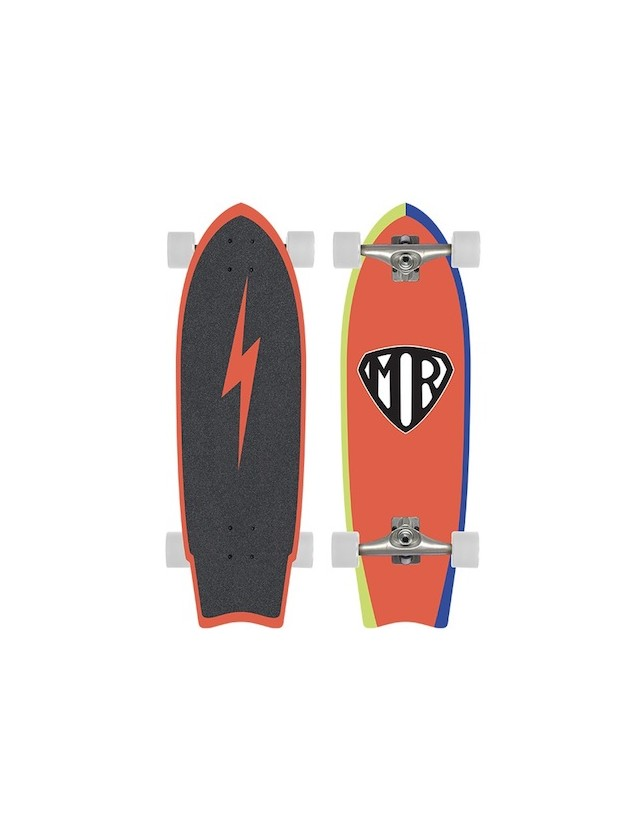 "Surfskate Mark Richards 32.5"" Mr.Super"