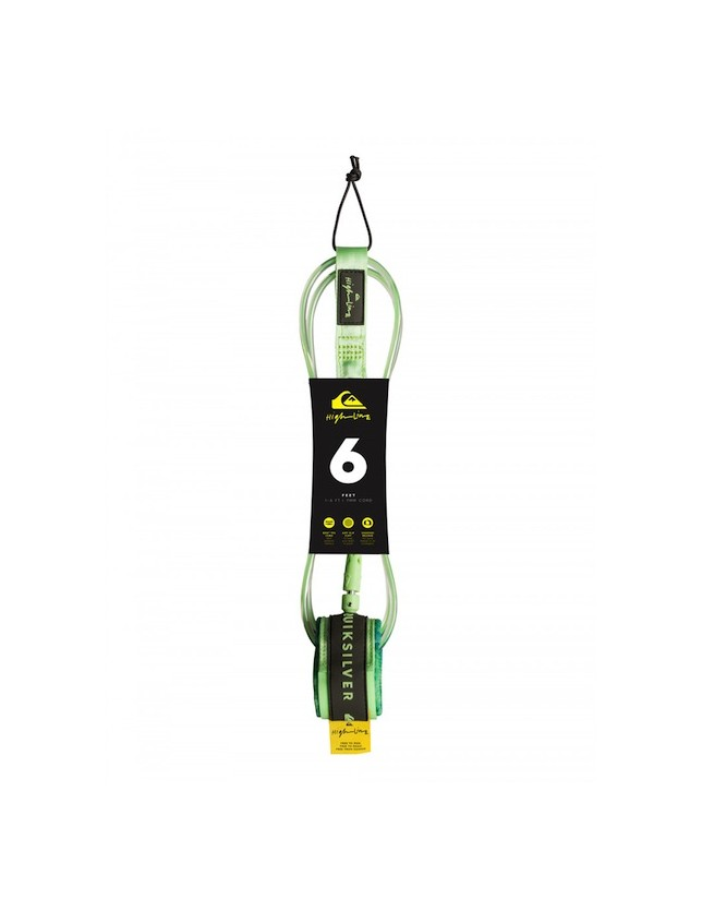 Quiksilver Leash HighLine 6'0 Green