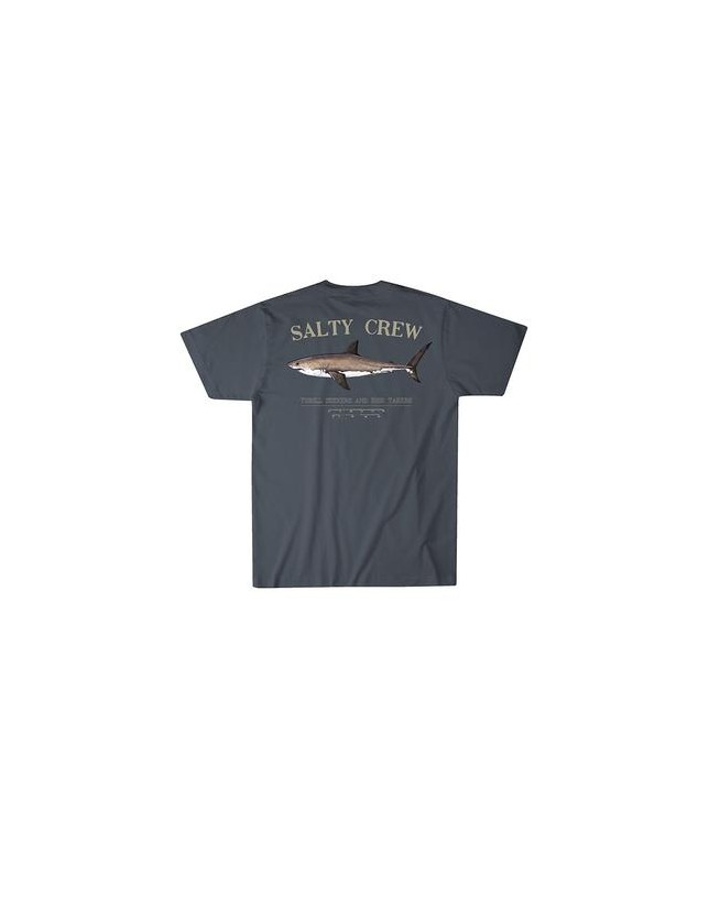 Salty Crew T-shirt Bruce Cool Grey