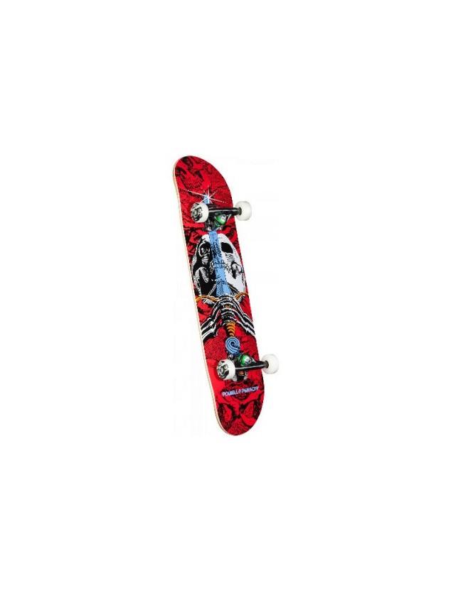 Powell Peralta Skate Completo Skull e Sword