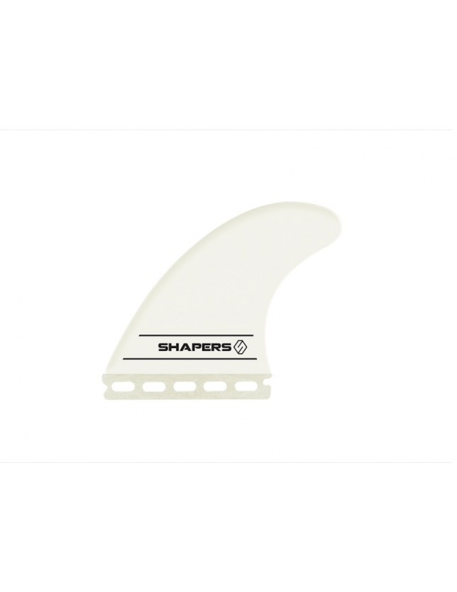 Shapers Fins Tri Fin Set Tg.M Single Tab