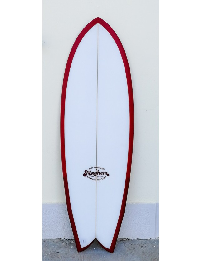 Lost Surfboards Fish RNF Retrò 5'2