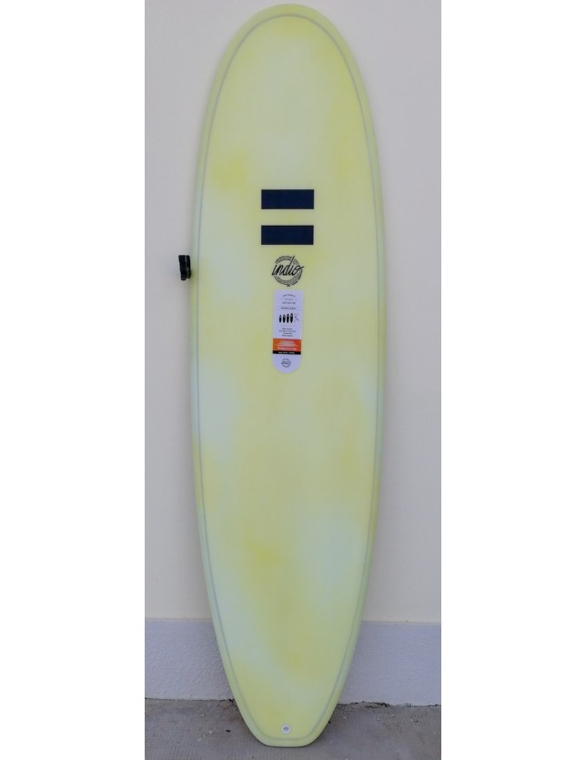 Indio Surfboard Endurance PLUS 7'0 x 23 x 3 1/2 68L