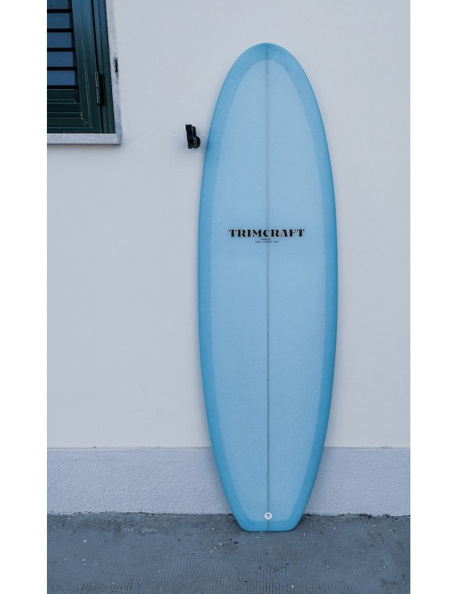 Symmetrical Snake 5'7 Quad Fins Futures