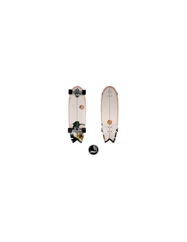 "Slide Surfskate Swallow 33"" Wahine"