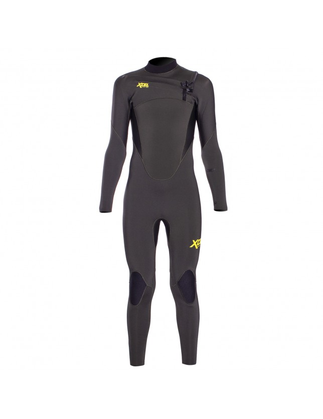 Xcel Wetsuits 4/3 kids Axis Comp Dark Forest