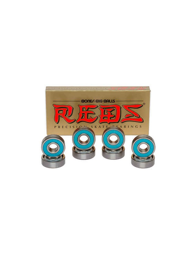 Skate Bearings Reds Big Balls 8Pz.