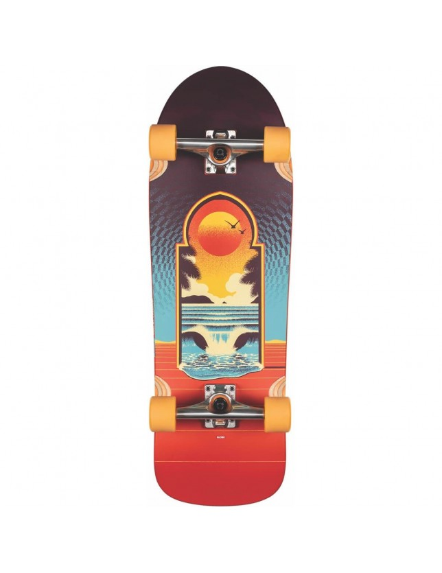 Globe Cult Of Freedom Longskate Aperture 31""
