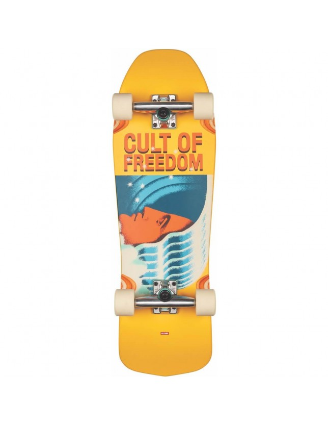 Globe Cult Of Freedom Longskate Blaster 30""