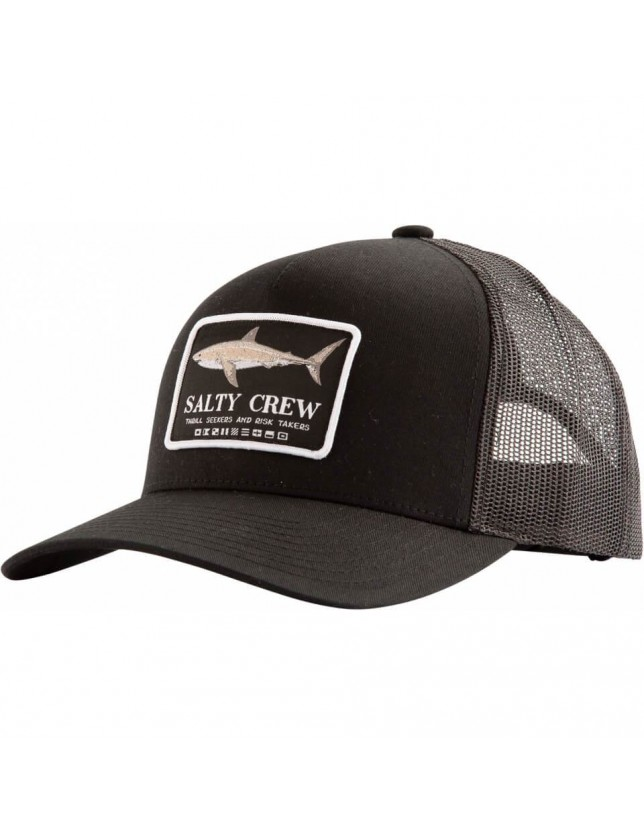 Salty Crew Farallon Retrò Trucker