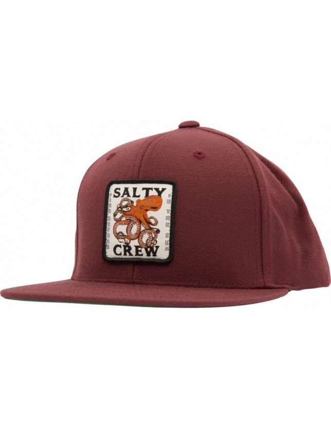 SAlty Crew Caps Squid 6 Panel