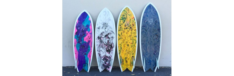 Fish Surfboards